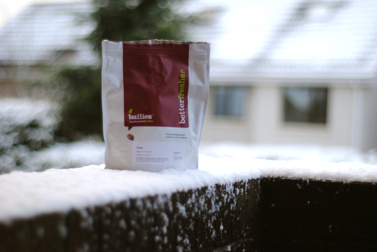 Another great review of our coffee from COFFEE NI