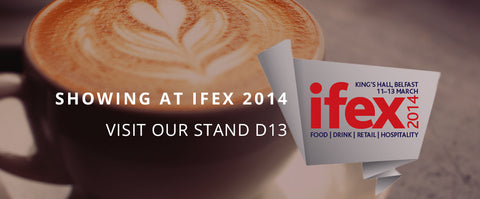 Come and visit us at IFEX 2014