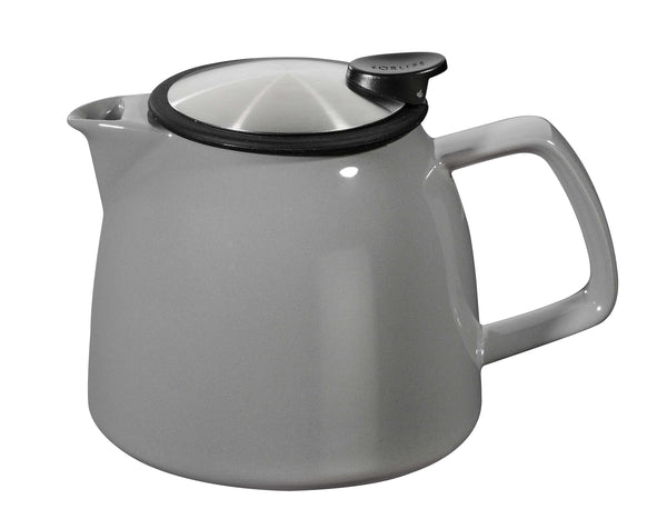 ForLife Bell Teapot 26oz with Stainless Steel Infuser