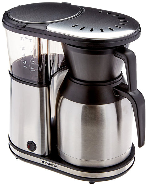 Bonavita 8-cup Coffee Maker with Thermal Carafe - Bailies Coffee Roasters