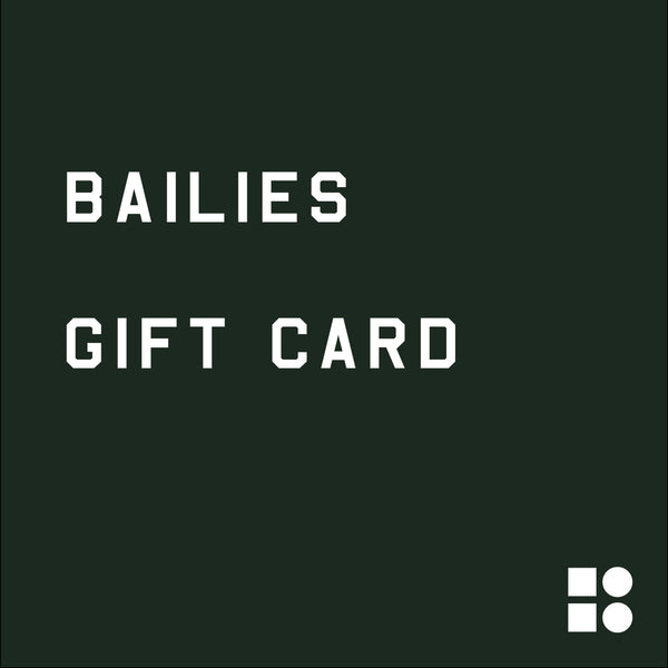 Bailies Gift Card - Bailies Coffee Roasters