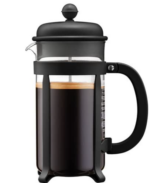 Bodum Java 08 Cup Cafetiere | 1 Litre - Bailies Coffee Roasters