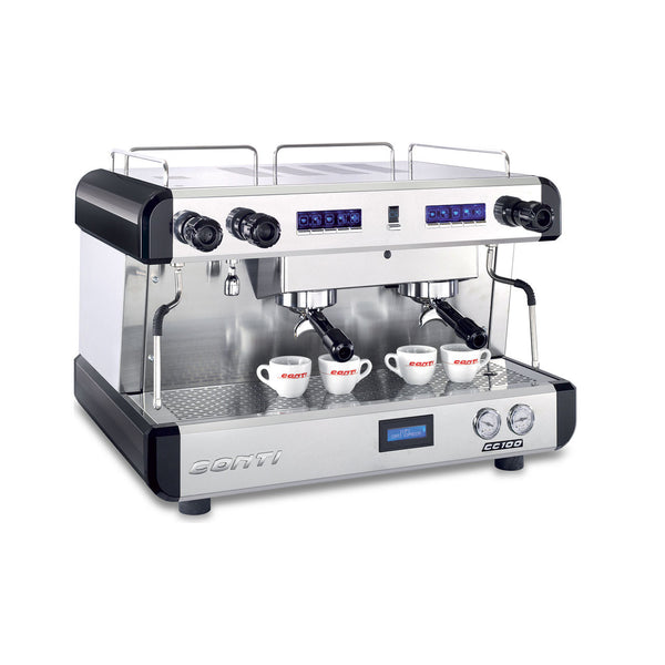 Conti CC100 Two Group Espresso Machine - Bailies Coffee Roasters