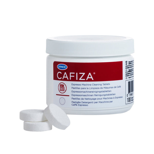 Cafiza 2 Cleaning Tablets 100 - Bailies Coffee Roasters