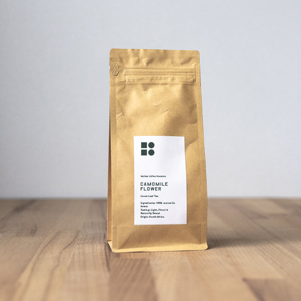 Camomile Flower Loose Leaf Tea - Bailies Coffee Roasters
