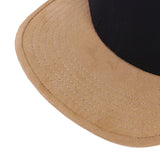 Bailies Suede Peak 5-Panel Cap - Bailies Coffee Roasters