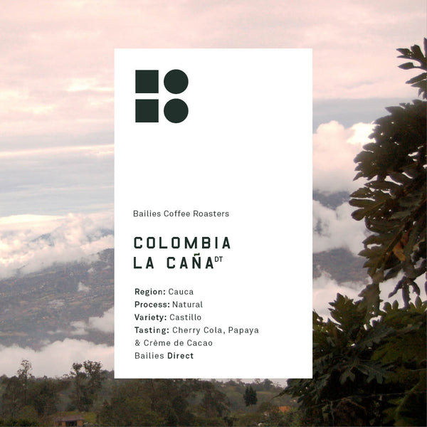 Colombia La Caña Roast Date 30/03/20 - Bailies Coffee Roasters