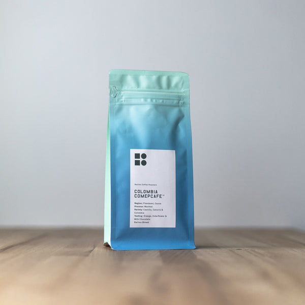 Colombia ComepCafe Washed - Bailies Coffee Roasters