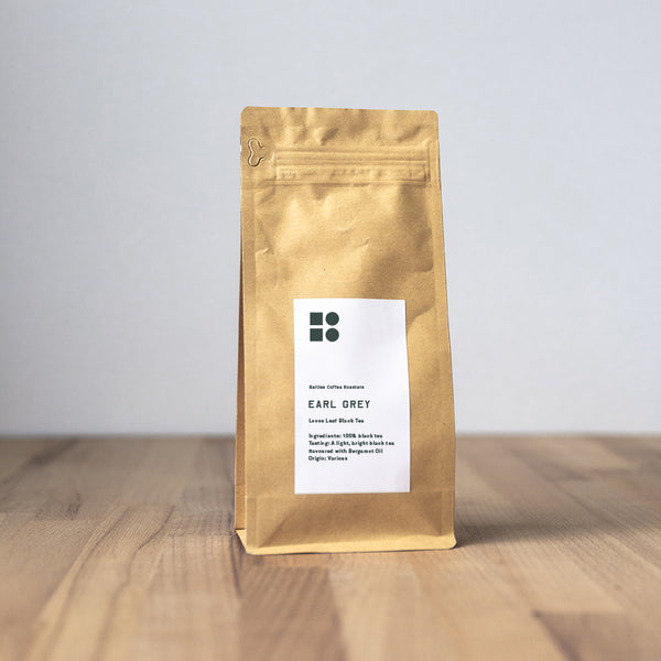 Earl Grey Loose Leaf Tea 150g - Bailies Coffee Roasters