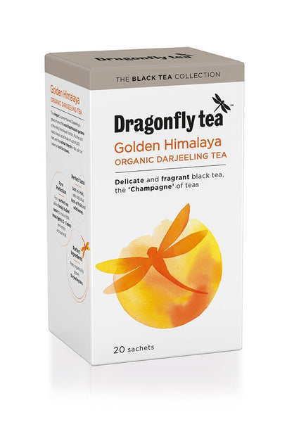 Dragon-Fly Golden Himalaya Darjeeling tea - Bailies Coffee Roasters