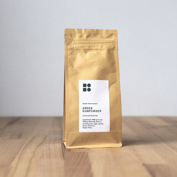 Green Gunpowder Loose Leaf Tea 170g