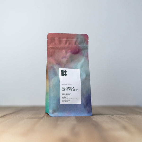 Guatemala Los Cipreses 250g Pre-Order for Roast date 19/08/19 - Bailies Coffee Roasters