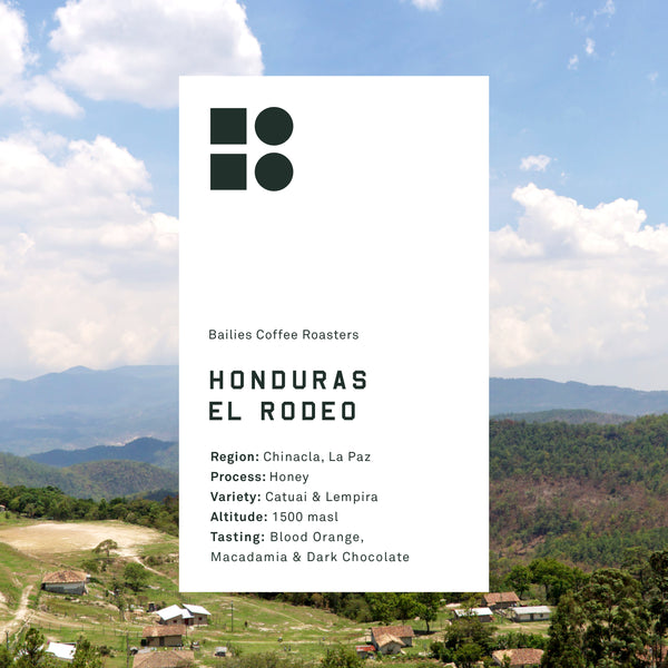 Honduras El Rodeo Honey - Bailies Coffee Roasters