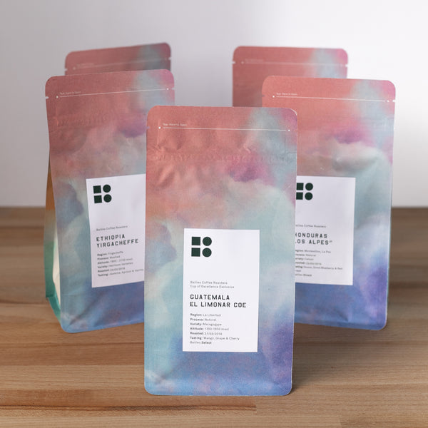 Microlot Coffee Subscription : Delivery Included