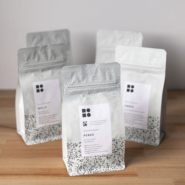 Espresso Coffee Subscription : Delivery Included - Bailies Coffee Roasters