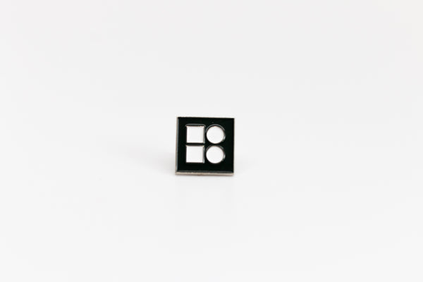 Bailies Branded Enamel Pin Badge - Bailies Coffee Roasters