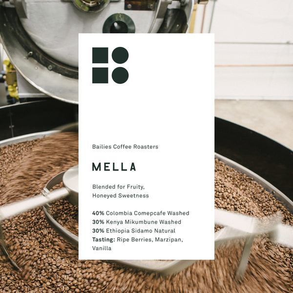 Mella 250g - Bailies Coffee Roasters