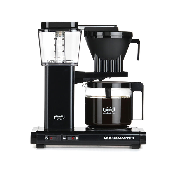 Moccamaster KBG Filter Coffee Machine 1.25 Litre + Free Christmas Blend
