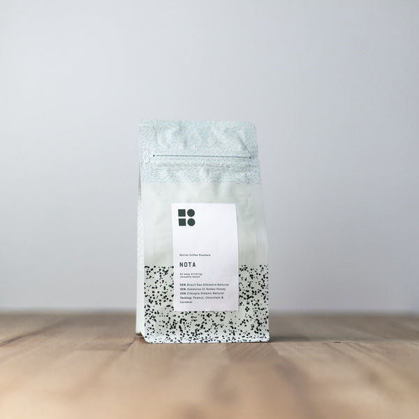 Nota 250g - Bailies Coffee Roasters