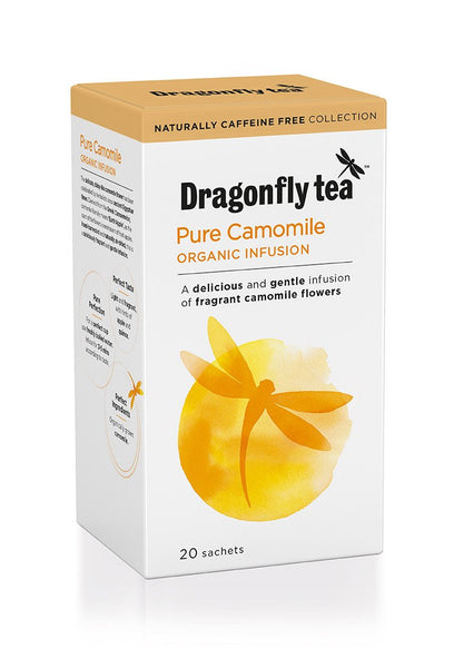 Dragon-Fly Pure Camomile tea - Bailies Coffee Roasters