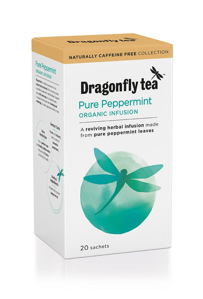 Dragon-Fly Pure Peppermint tea