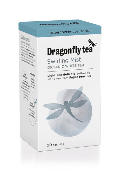 Dragon-Fly Swirling Mist White tea - Bailies Coffee Roasters