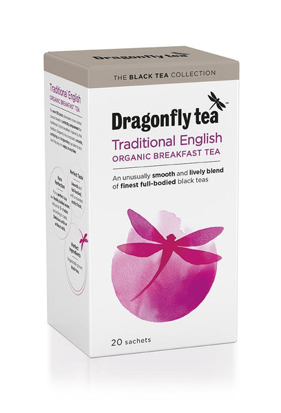 Dragon-Fly Traditional English Breakfast tea - Bailies Coffee Roasters
