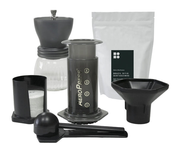 On-the-go Aeropress Gift Set