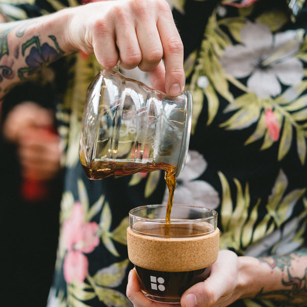 Microlot Coffee Subscription + Free KeepCup