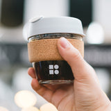 Bailies Reusable KeepCup - 8oz/12oz - Bailies Coffee Roasters