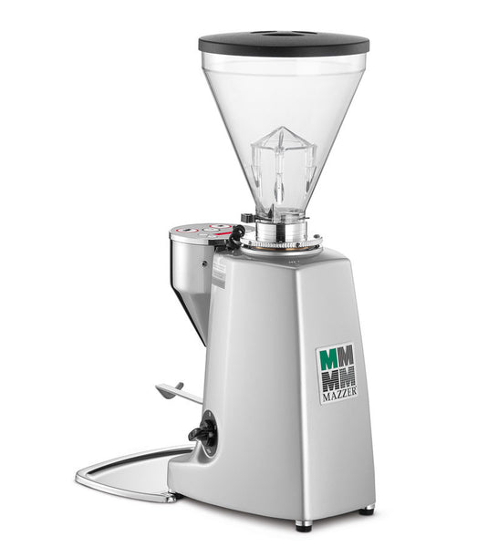 Mazzer Super Jolly Electronic Espresso Grinder (OD) - Bailies Coffee Roasters