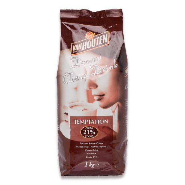 Temptation Chocolate Powder - Bailies Coffee Roasters