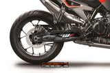KTM 790 Duke 'CAMO' swing arm decal kit