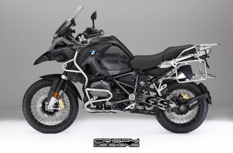 BMW R1200 & R1250 GS GSA swing arm decal set