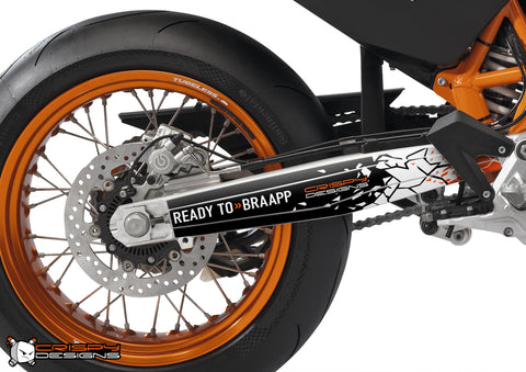 'Quake' full coverage swing arm decal set for SMC & SMCR
