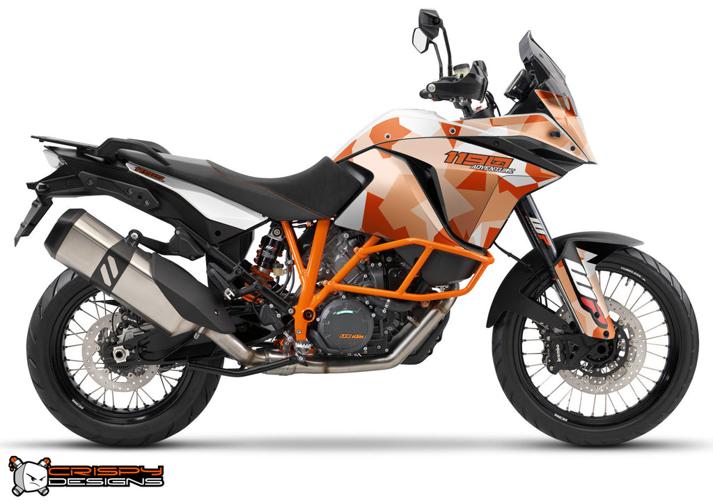 Ktm Motorcycle Graphics And Decals