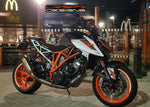 KTM 1290 Super Duke R & GT fender decals
