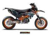 KTM 690 SMC-R 'GFX DRK' decal kit
