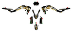 Brown - Custom Aprilia SXV decal set
