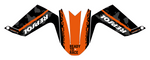 O'Connell - KTM ADV Repsol fender - New style