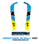 Yamaha Tenere 700 Rally Edition fender sides set