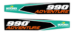 Blais - Custom KTM '990 Adventure' decal kit