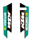 Wilson - Custom KTM decals