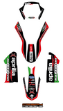 Jackson - Aprilia SXV custom decal set