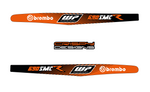 WILLS - R-LINE swing arm decal set