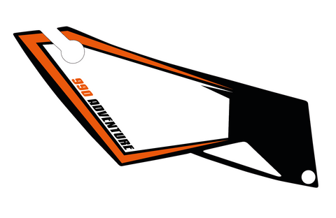 Franzoia - KTM 990 ADV replacement decal