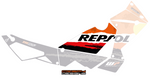 KOEN - Repsol replacement decal