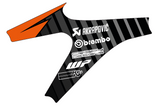JAKE - KTM 790 Duke subframe decals