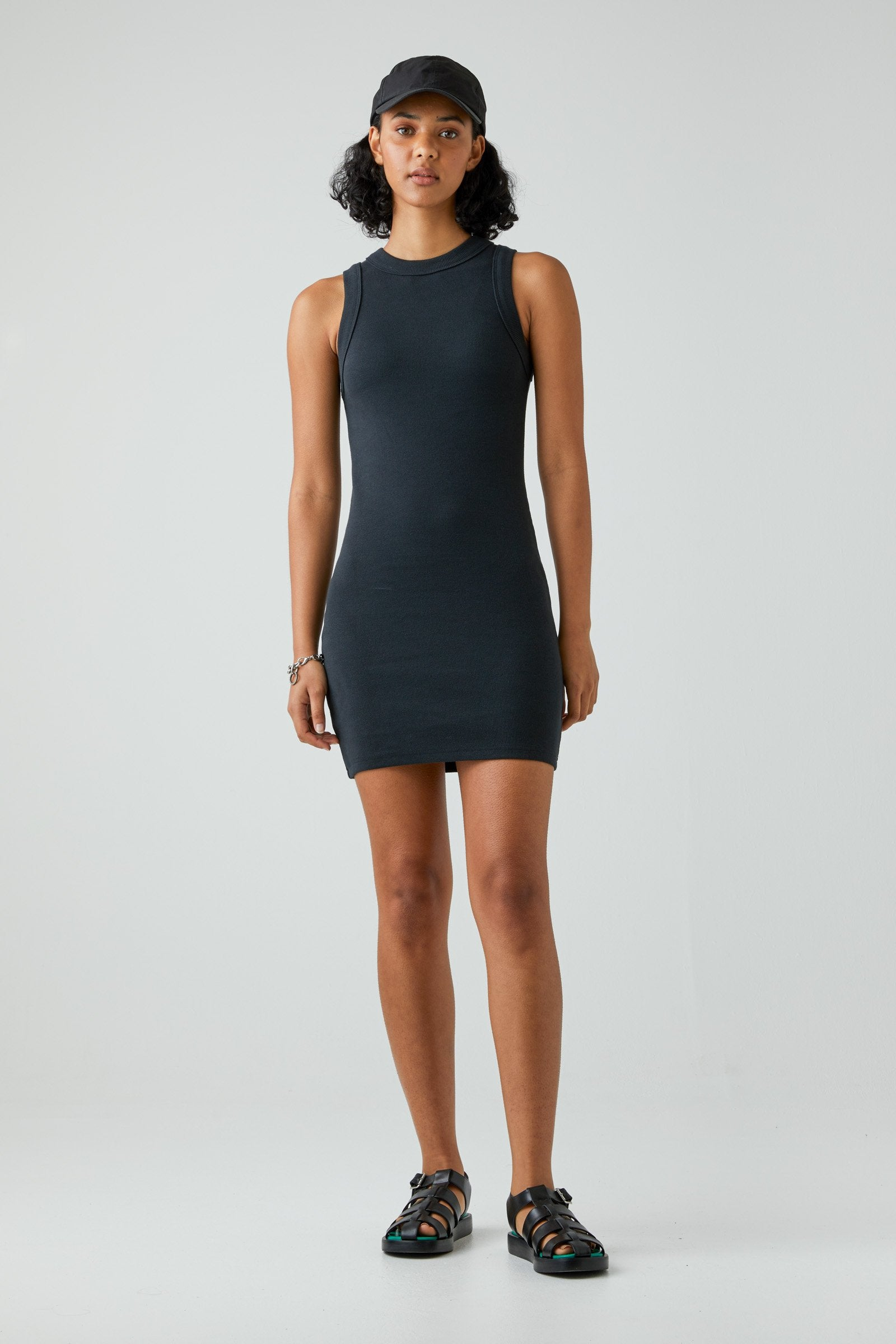 Jonesy Dress - Black