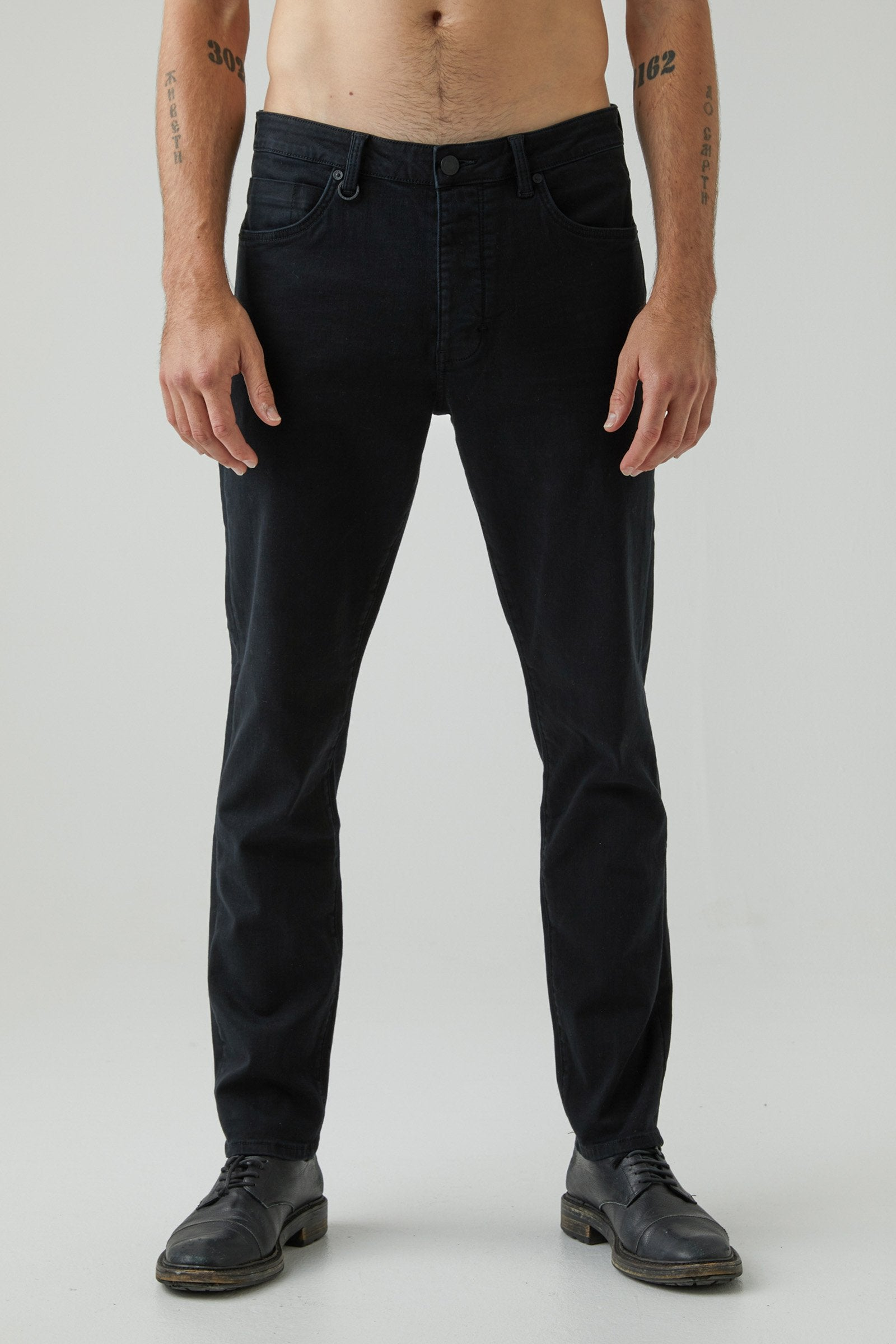Ray Tapered Northern Black